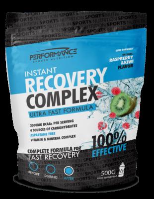 Performance Recovery Complex 500 Gram Raspberry Kiwi