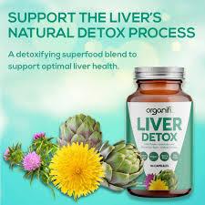 Organifi Liver Detox 30 Caps