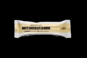 Barebell Protein Bars – 55 Gram, White Chocolate Allmond