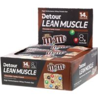 Detour Lean Muscle 55 Gram Milk Chocolate M&M