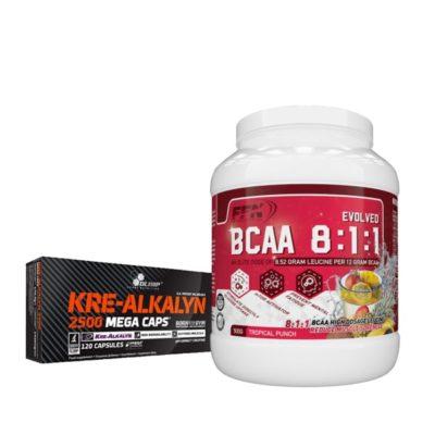Fast Forward Nutrition BCAA 8 1 1 Olimp Krey Alkalyn Featured
