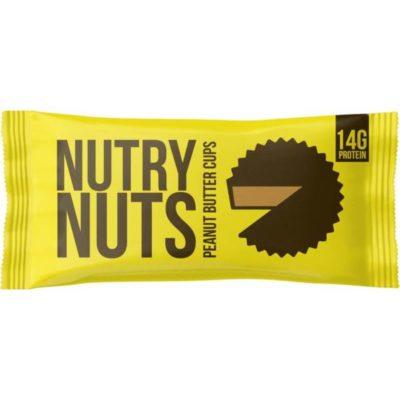 Nutry Nuts Peanut Butter Cups 42 Gram