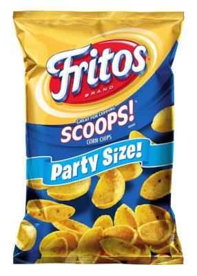 Fritos Scoops 312 Gram