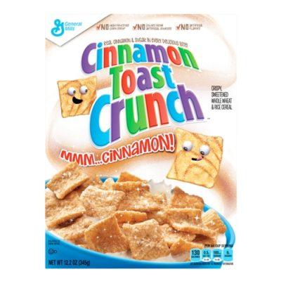 General Mills Cinamon Toast Crunch 547 Gram