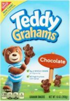 Teddy Grahams Snack