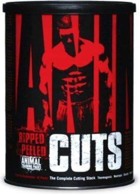 Animal Cuts Vetverbrander 42 Packs