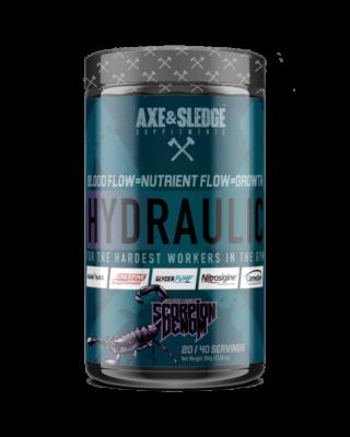 Axe And Sledge Hydraulic Scorpion Venom 400 Gram