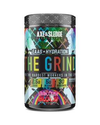 Axe And Sledge The Grind Unicorn Blood 480 Gram