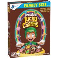 General Mills Lucky Charm Chocolate 552 Gram