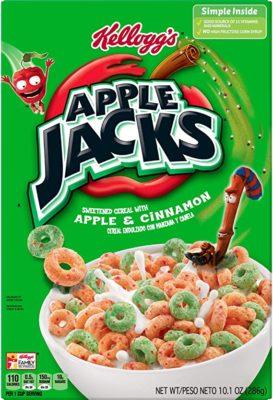 Kellogg's Apple Jack Cereal 286 Gram