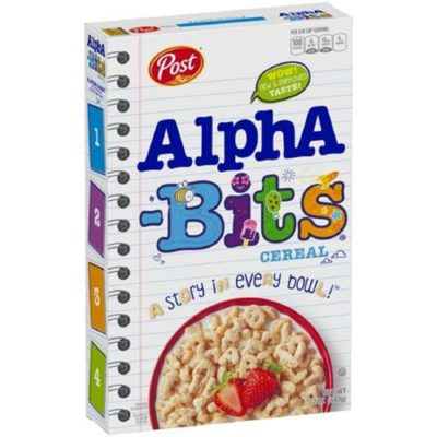Post Alpha Bites 340 Gram
