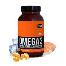 QNT Omega 3 60 Caps