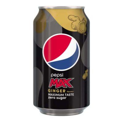 Pepsi Max Ginger 330ml