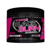 Stacker2 Black Burn 300 Gram