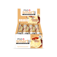 PHD Smart Bar – 12×64 Gram, White-Chocolate-Blondie