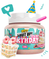 Max Protein Cream WTF – Shut Up! It's My Birthday