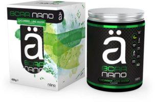 Nano Supps Nano BCAA – 420 Gram, Cucumber Lime Water