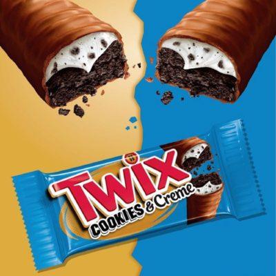 Twix Cookies 'n Cream