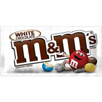 M&M White Chocolate 42g