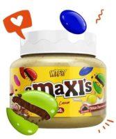 Max Protein Cream WTF Smaxis White Chocolate 250g