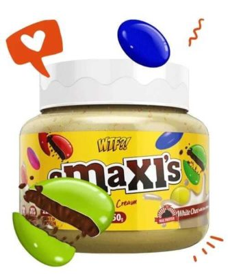 Max Protein Cream WTF Smaxis 2