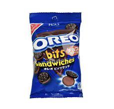 Oreo Bits Sandwiches chocolade - Japan