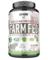 Axe & Sledge Farm Fed