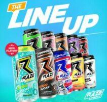 Repp Sports Raze Energy Drink